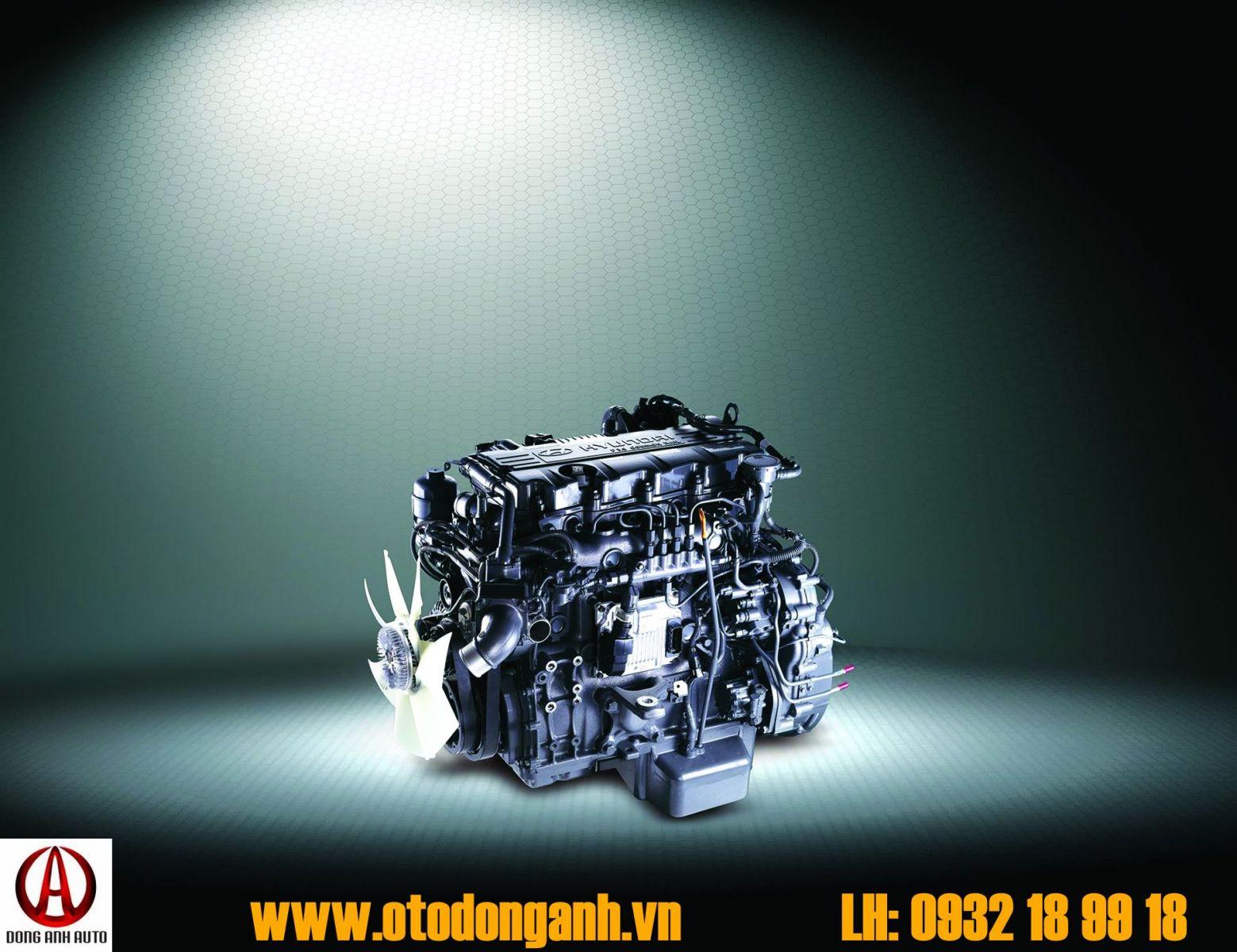 Xe Tải Hyundai New Mighty 75S - 3T49 Thùng Lửng
