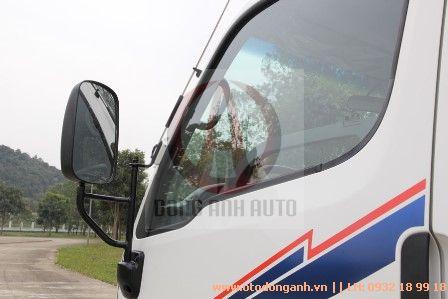 gương chiếu hậu xe tải Hyundai HD800