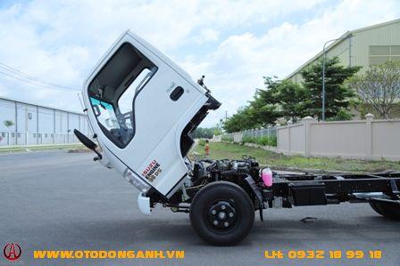 cabin xe tải isuzu qhr650