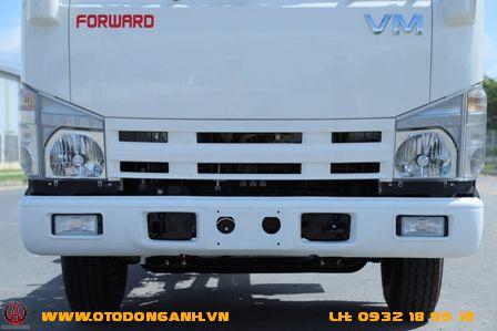 lưới tản nhiệt xe tải isuzu qhr650