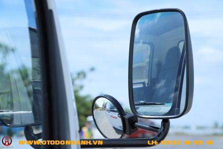 kính chiếu hậu xe tải isuzu qhr650