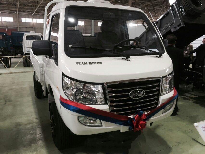 Xe tải veam VT160 tải trọng 1t6