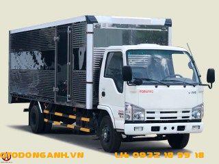 Đóng Thùng Xe Tải Isuzu QHR650 Xe Y Tế Lưu Động