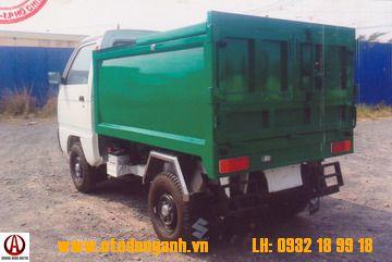 Xe Tải Ben Suzuki Truck Chở Rác 450Kg