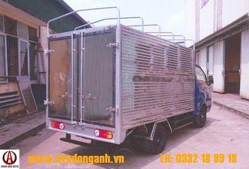 Xe tải Hyundai Porter H150 1.5 tấn