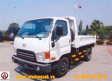 Xe ben Hyundai HD72 - 3,5T