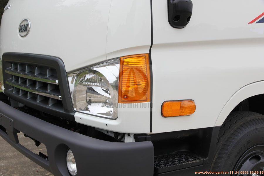đèn pha xe tải Hyundai HD800