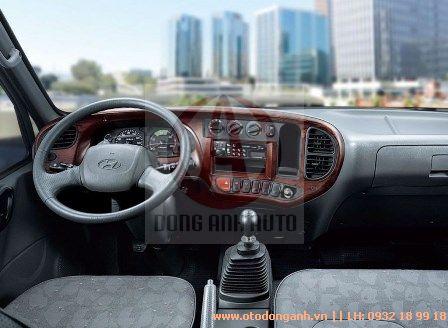 vô lăng xe Hyundai HD800