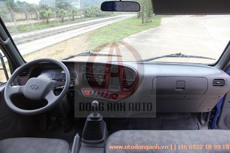 cụm điều khiển trung tâm xe Hyundai HD800