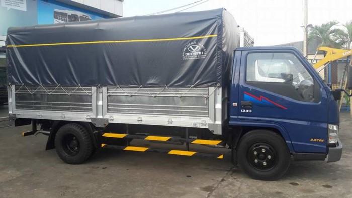 Xe tải iz49 2t4 vào thành phố - Hyundai iz49 Đô Thành - Đô Thành iz49