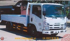 Xe Tải Isuzu FTR160L - 9T5 Cabin Chassi