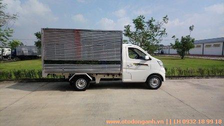 Xe Tải Tera 100 - 990Kg Thùng Kín
