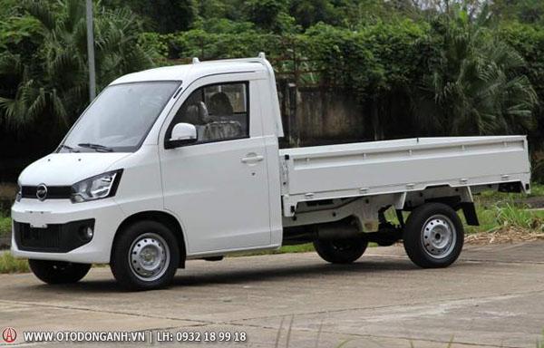 mẫu xe tải Veam VPT095 thùng lửng