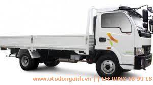 mẫu thùng lửng Xe tải Hyundai VT650