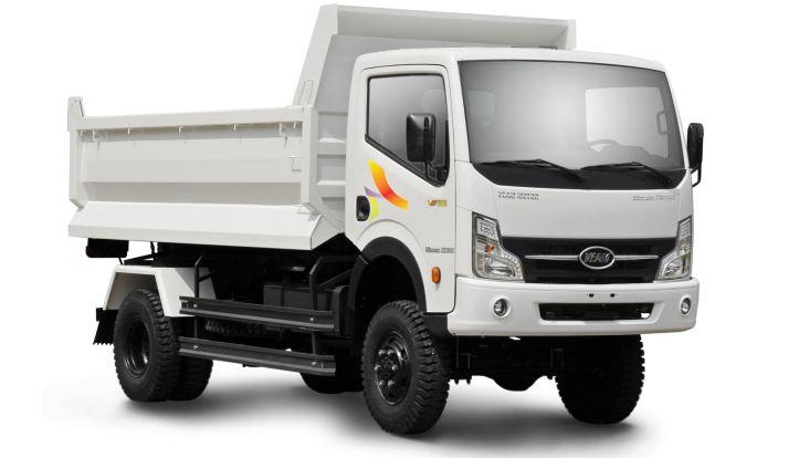xe ben Veam 6,5 tấn VB653