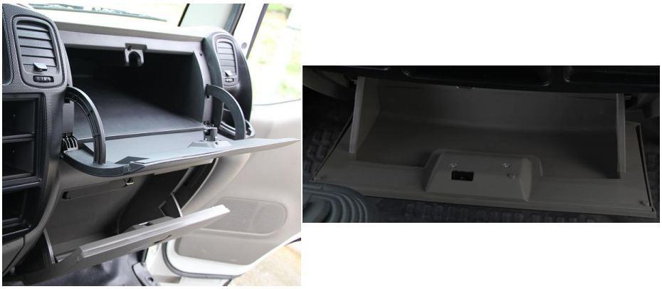 Nội ngoại thất xe ben Veam 6,5 tấn VB653