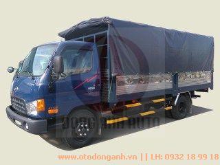Xe Hyundai  HD120SL - 8 Tấn Thùng Bạt