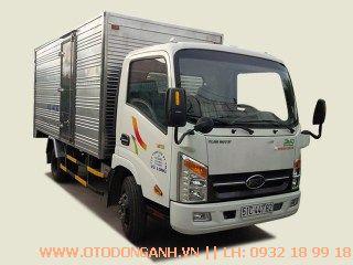 Xe Tải Veam VT150 - 1T5 Thùng Bạt