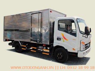 Xe Tải Veam VT252 -1 - 2T4  Thùng Kín