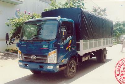 Xe Tải Veam VT260-1- 1T9 Thùng Bạt