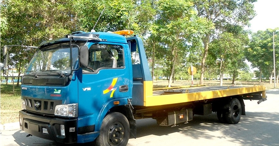XE CỨU HỘ VEAM VT300 3T9