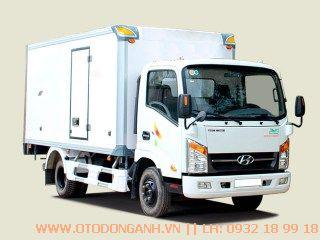 Xe Tải Veam VT150 - 1T49 Thùng Kín Bảo Ôn