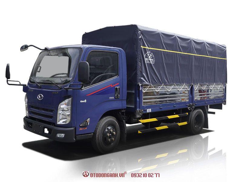 Giá xe tải Đô Thành Iz65 tải trọng 3t45