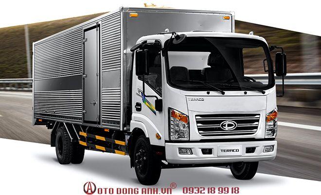 xe tải tera 190sl thùng kín