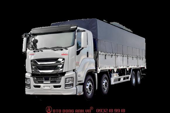 Giá xe tải isuzu vinh phat Ginga370