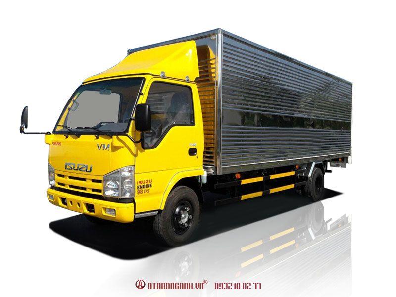 giá xe tải isuzu nk490S