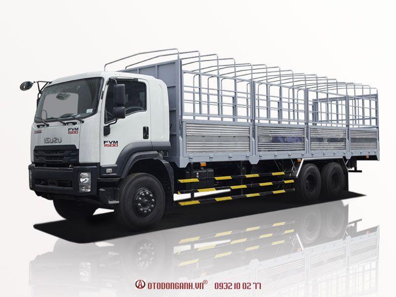 Giá xe tải isuzu vĩnh phát fvm330