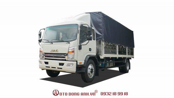 giá xe tải jac N800