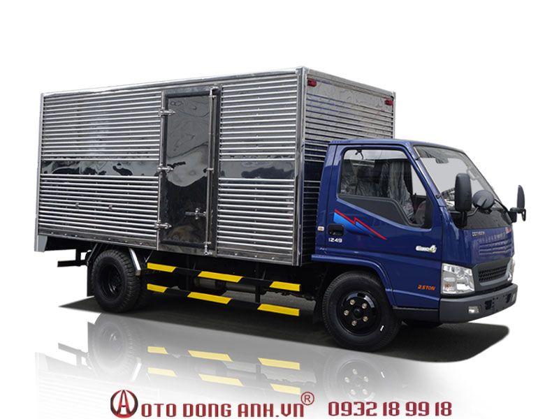 giá xe tải iz49