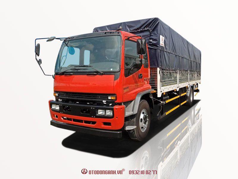 giá xe tải isuzu vĩnh phát ftr160
