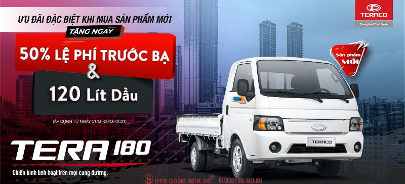 xe tải tera 150