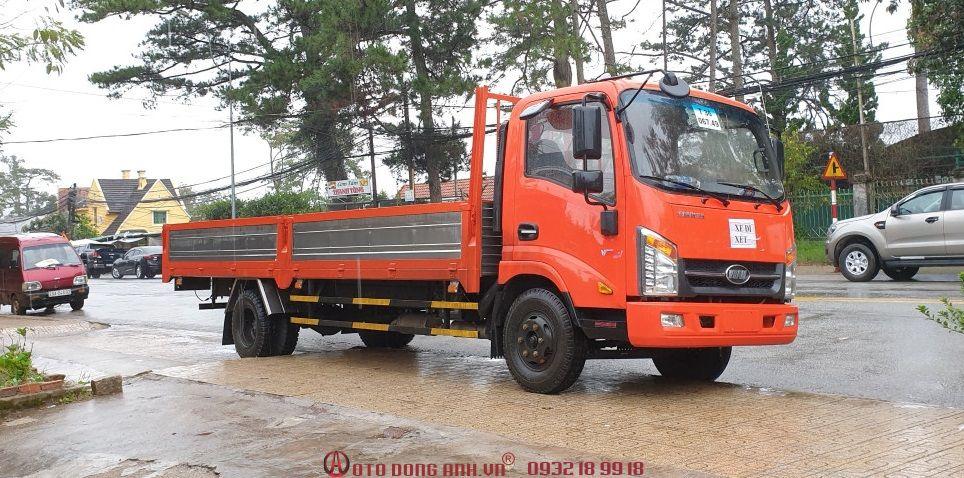 Giá xe tải veam vt340s