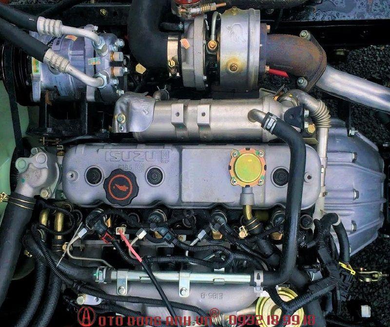động cơ xe tải veam vt200-1
