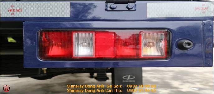 Xe tải Shineray SRM T20 930Kg