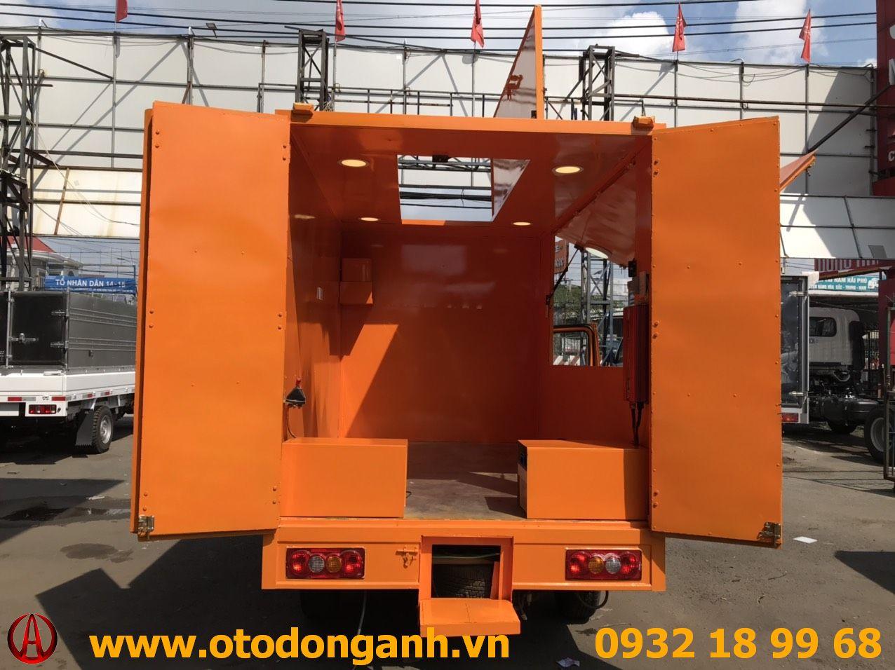 DongBen T30 Bán Hàng Lưu Động