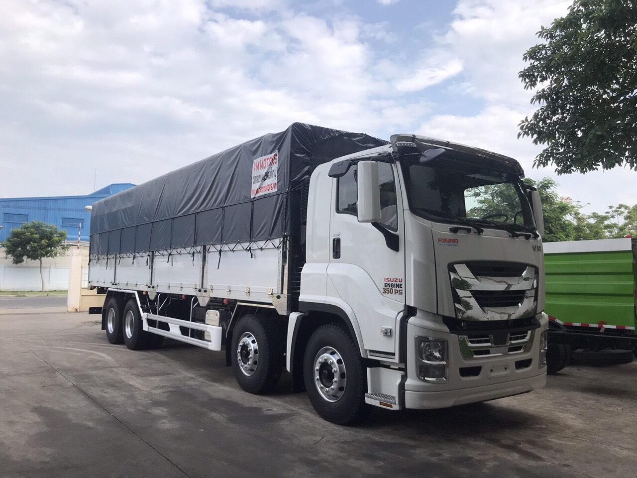 xe tải Ginga 370
