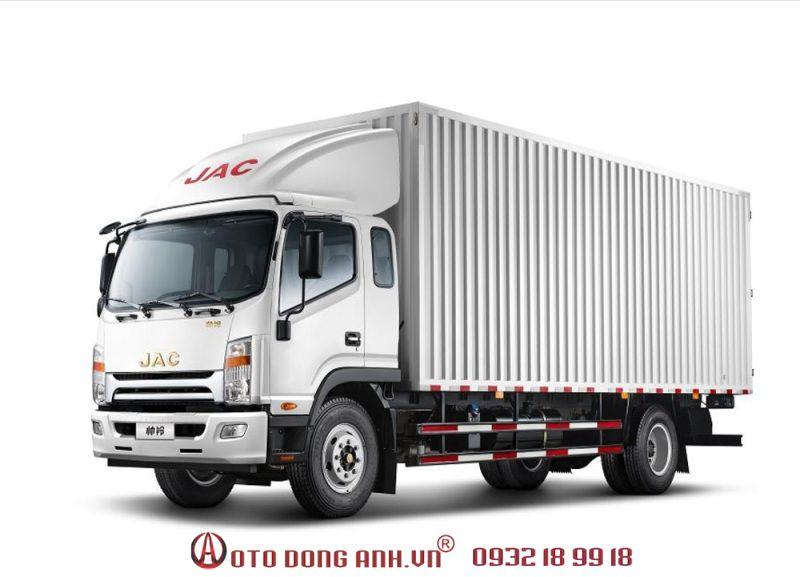 Xe tải jac N800, xe tải jac N900