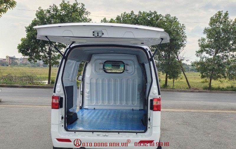 xe tải Van Shineray SRM X30 V2 - 2 chỗ