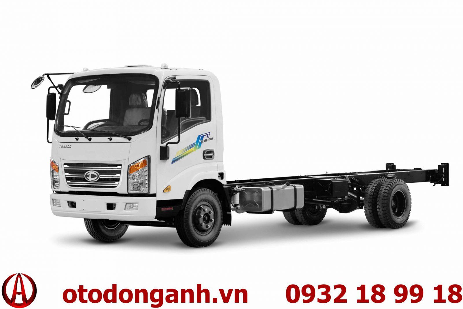 xe tải tera 190sl thùng lửng