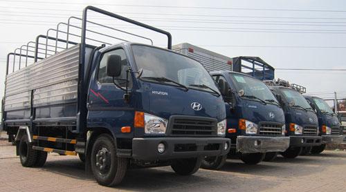 đại lý mua xe tải giá rẻ