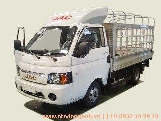 Xe Tải Jac X99 - 990Kg Thùng Lửng (máy dầu)