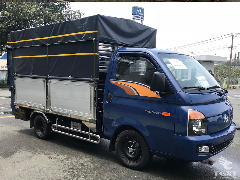 xe tải hyundai porte