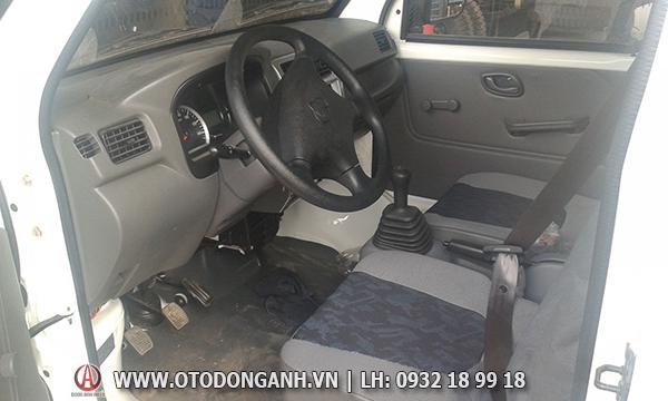 nội thất cabin xe tải Veam Star