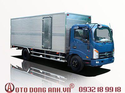 Xe Tải Veam VT260-1- 1T9 Thùng Lửng dài 6m2