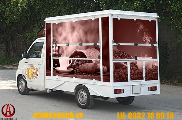 Xe tải Veam VPT095 thùng bán hàng lưu động